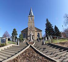 Stairways to heaven by katpartridge