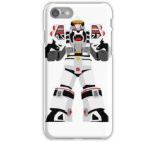 Mighty Morphin Power Rangers Tigerzord iPhone Case/Skin