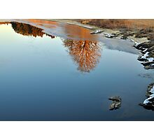 Reflective Morning  Photographic Print