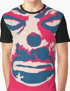 The Joker - bank mask Graphic T-Shirt