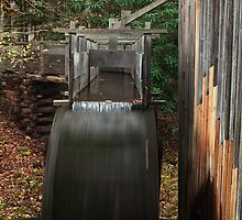 Smoky Mountain Mill by andrewsound95
