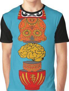 Cultural Awareness Graphic T-Shirt