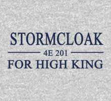 Stormcloak for King by tmiller9909