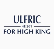 Ulfric for High King by tmiller9909
