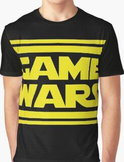 Game Wars Graphic T-Shirt