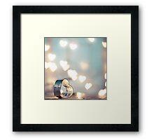Love Spell Framed Print
