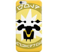 Gold Squadron - Insignia Series iPhone Case/Skin