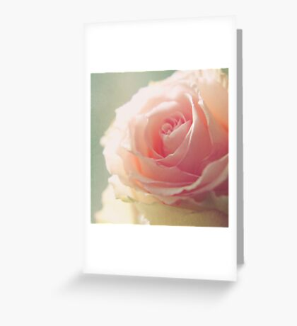 lovely. Greeting Card
