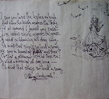 poems, in my memory by MardiGCalero