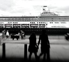 bon voyage . . . by Maria  Moro