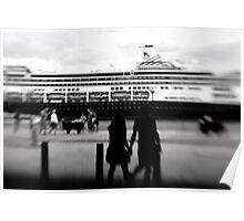 bon voyage . . . Poster