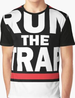 RUN the TRAP Graphic T-Shirt