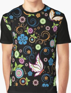 flower garden T-shirt Graphic T-Shirt