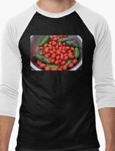 Colorful Tomato Pepper Bowl T-Shirt