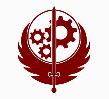 Brotherhood Of Steel Logo Red T-Shirt