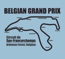 Belgian Grand Prix - Spa-Francorchamps (Light Shirts) by oawan