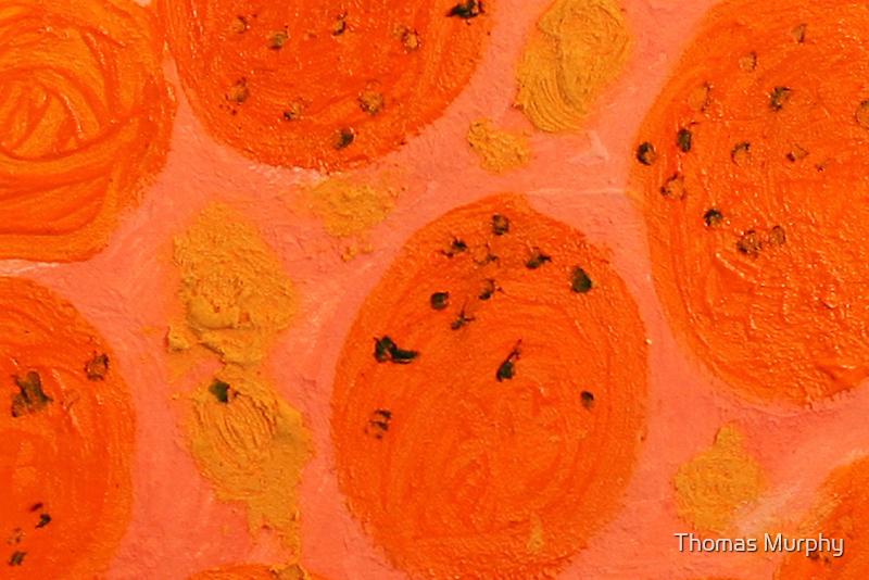 Impression Oranges by Thomas Murphy