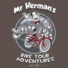 Mr. Herman's Bike Tour Adventures by Bamboota