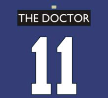 Team Smith (The Doctor Jersey #11, Version TaRDiS) by trekvix