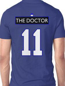 Team Smith (The Doctor Jersey #11, Version TaRDiS) Unisex T-Shirt
