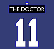 Team Smith (The Doctor Jersey #11, Version TaRDiS) T-Shirt