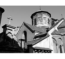 the armenian cathedral Photographic Print