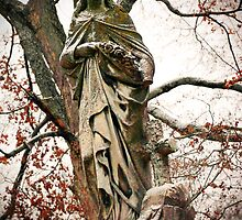 Old Gray Cemetery-1864 by Michael Byerley