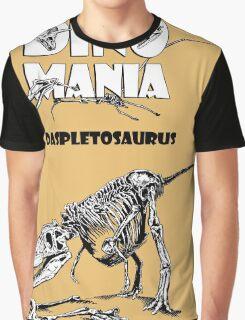 Dino Mania Daspletosaurus Graphic T-Shirt