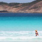 Beach To Yourself - Esperance, WA by BGpix