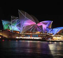 Vivid Sydney 2011 by grampsman