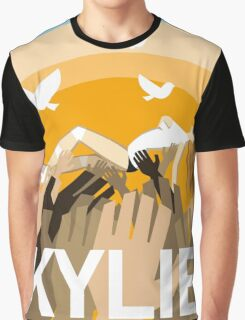Kylie - All The Lovers Graphic T-Shirt