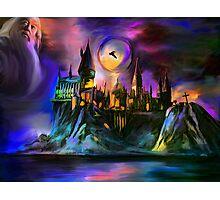 The Magic castle. Photographic Print