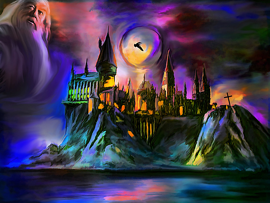 The Magic castle. by andy551
