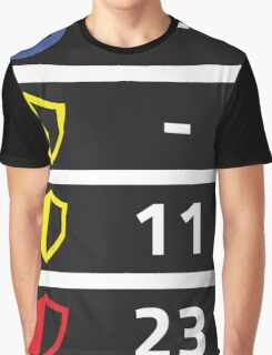 Reflex Item Timers Graphic T-Shirt