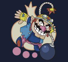 WarioWare - Wario! One Piece - Short Sleeve