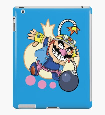 WarioWare - Wario! iPad Case/Skin