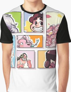 Steven Universe in Dreamland Graphic T-Shirt