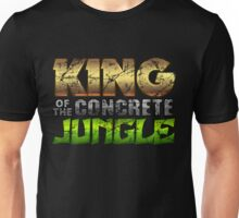 """King Of The Concrete Jungle"" Unisex T-Shirt"