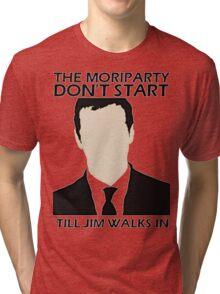 MoriPARTY Tri-blend T-Shirt
