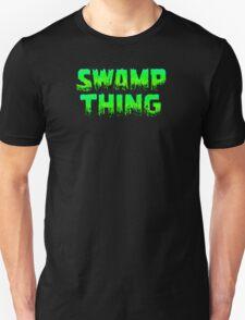 Swampy Thing - Green  T-Shirt