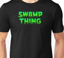 Swampy Thing - Green  Unisex T-Shirt