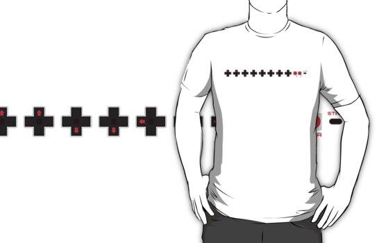 konami code by cadaver138