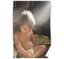 Sun Baby Poster