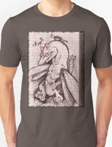 Wolf Dragon Fly: Sticker or T-Shirt T-Shirt