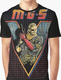 MGS V Graphic T-Shirt