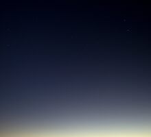 First Light II by Michael Treloar