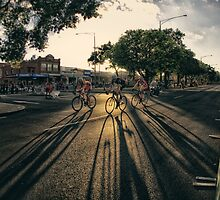 Criterium by Craig Mitchell