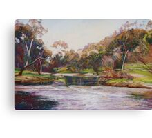 Hughes Creek - 'Bungle Boori' Canvas Print