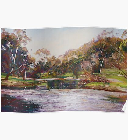 Hughes Creek - 'Bungle Boori' Poster