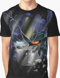 Shattered Prime Graphic T-Shirt